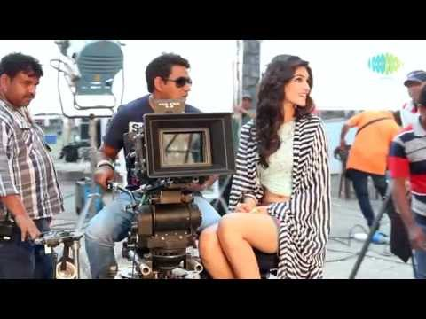Heropanti | Whistle Baja | Video Song Making | Tiger Shroff, Kriti Sanon