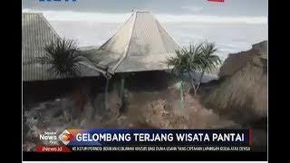 Video Ngeri!! Gelombang Tinggi 8 Meter Terjang Pantai Gunung Kidul - SIP 26/07 MP3, 3GP, MP4, WEBM, AVI, FLV Oktober 2018