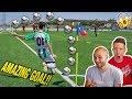 Goal Assurdo Da Calcio D 39 Angolo  Bomber Per Un Giorno 34