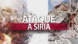 Ataque a Siria- Noticias 62 - Thumbnail