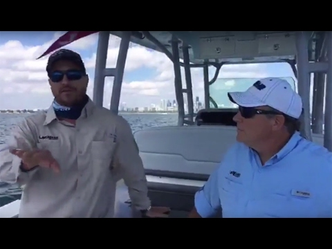 Mako 414 CC Bluewater Family Editionvideo