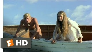 Video The Blue Lagoon (7/8) Movie CLIP - Trouble (1980) HD download in MP3, 3GP, MP4, WEBM, AVI, FLV January 2017