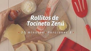 ROLLITOS DE TOCINETA ZENÚ