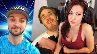 Video Twitch Streamer Tries to Take Down PewDiePie! Ali-A Exposed, Team 10 Continues to Fall MP3, 3GP, MP4, WEBM, AVI, FLV Mei 2018