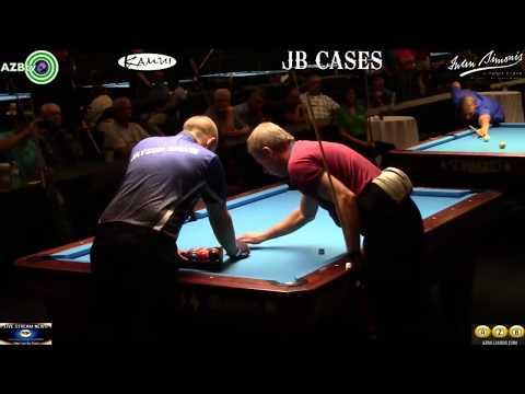 Turning Stone Classic XXVI -  Earl Strickland vs Jayson Shaw