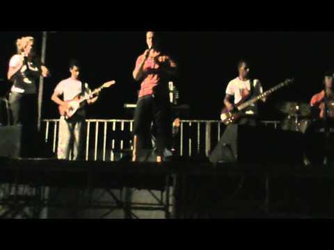 Banda crisolita ao vivo dia 27/08/2013