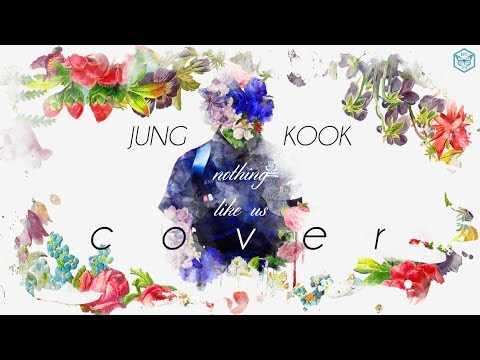 Jung Kook - Nothing like us (COVER) Lyrics