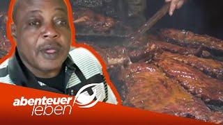 Texas Barbecue: Brisket, Rippchen und ein Stück Deutschland || Abenteuer Leben || kabel eins