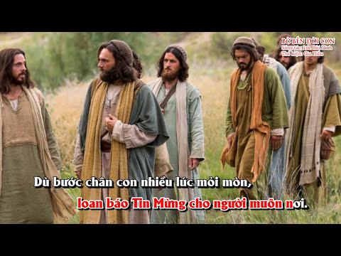 Bài hát: Bờ bến đời con - Lm. Bùi Ninh