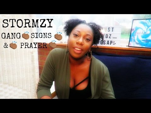STORMZY GANG SIGNS AND PRAYER REVIEW