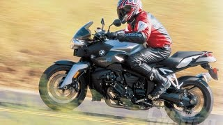 10. BMW K1200R BMW's Muscle Missile
