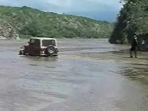 CaboTroopers Puro Trial 4×4 en el arroyo de Elías Calles 1 de 3