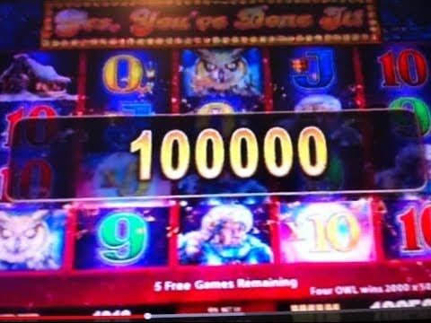 TIMBERWOLF DELUXE JACKPOT HUGE WIN SLOTMANJACK JACKPOT HANDPAY!