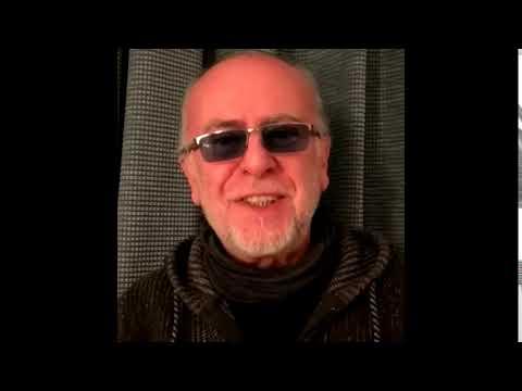 Videomessaggio – PATRICK DJIVAS – Musica Intorno