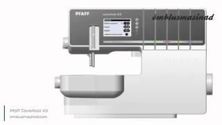 Pfaff Coverlock 4.0 инструкция - фото 6