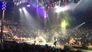 Download Lagu Metallica Live in Edmonton 2012 - Enter Sandman [stage chaos] Mp3