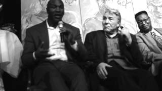 The Night Of Champions With Larry Holmes, Evander Holyfield, George Chuvalo, And Lennox Lewis