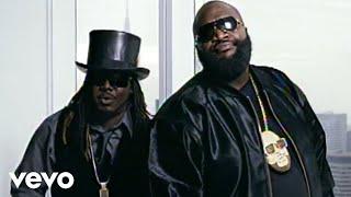 Rick Ross - The Boss ft. T-Pain (Official Video)