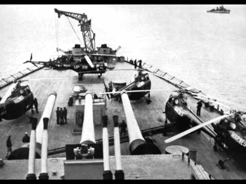 USNM Interview of Eldon Burkett Part One Service on the USS Missouri during the Korean War