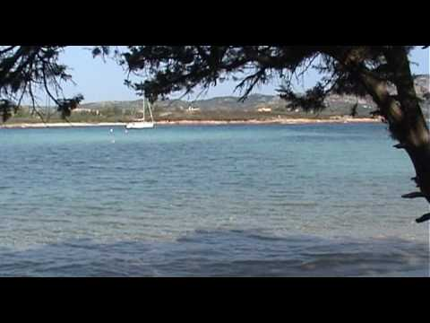 Kleine Bucht zwischen Olbia und Capo Coda Cavallo