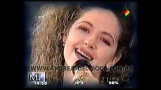 Video Andrea Del Boca - Increible Cantante MP3, 3GP, MP4, WEBM, AVI, FLV Juli 2018