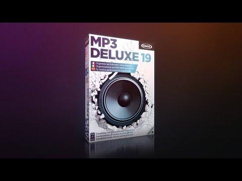 MAGIX MP3 deluxe 19 (ES) - MP3 Converter