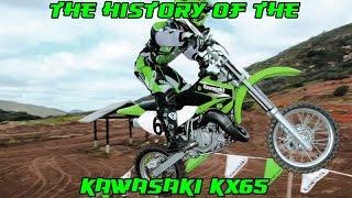 7. History of the Kawasaki KX65 2000-2014 + Tuning tips, Flaws&Fixes /DirtBikeDudeZ