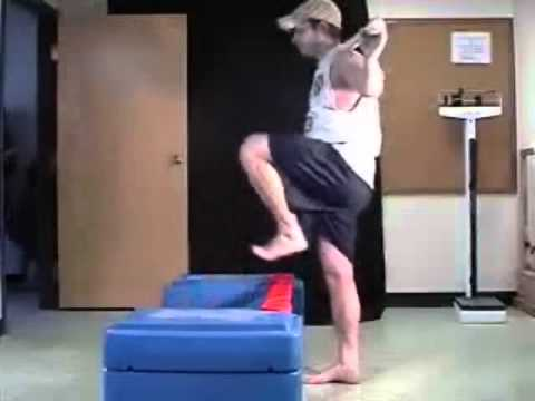 Frugal Sports Medicine: Gray Cook's Functional Movement Screen Tests