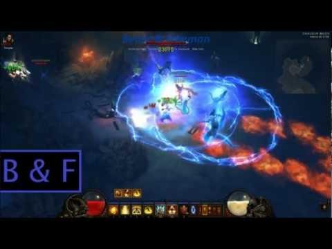 B&F - D3 - Guide farme clé des gardiens & anneau des flammes infernales