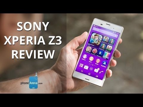 Sony Xperia Z3 Review  - Review By Clove Technology- Everything You Need To Know Mp3