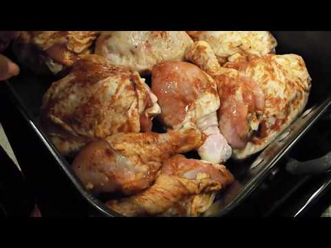 How to Make: Delicious Baked Chicken