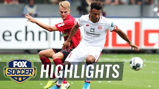 SC Freiburg vs. 1. FSV Mainz 05 | 2019 Bundesliga Highlights by FOX Soccer