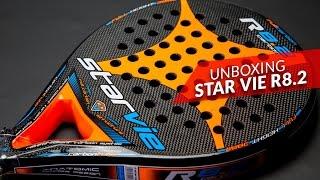 video Unboxing Pala de Padel Star Vie R8.2 2016