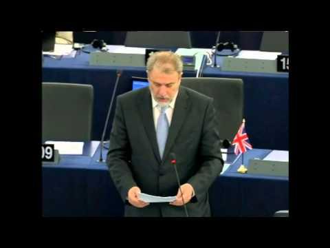 Νότης Μαριάς στην Ευρωβουλή: Να αντιμετωπιστεί άμεσα το ζήτημα της κλιματικής αλλαγής.