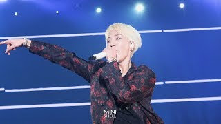180819 EVERYWHERE tour in seoul 위너 EVERYDAY 이승훈 직캠 (4K)