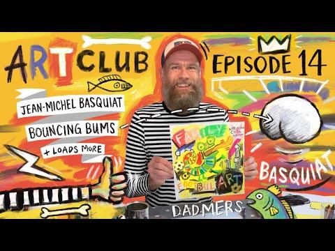 Art Club with Olaf Falafel - Episode 14