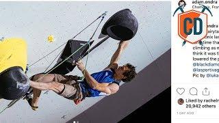 Adam Ondra Back To His Winning Ways...   Climbing Daily Ep.1456 by EpicTV Climbing Daily