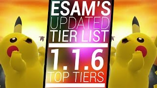ESAM's 1.1.6 Tier List Pt. 5 (TOP TIERS)
