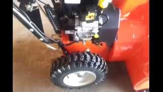 1. 2014 Ariens Deluxe 30 with Auto Turn Update