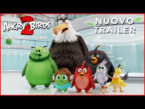 Preview Trailer Angry Birds 2 Nemici amici per sempre, trailer italiano ufficiale del film d'animazione Sony Pictures