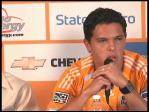 Luis Angel Landin El Nuevo Delantero del Houston Dynamo