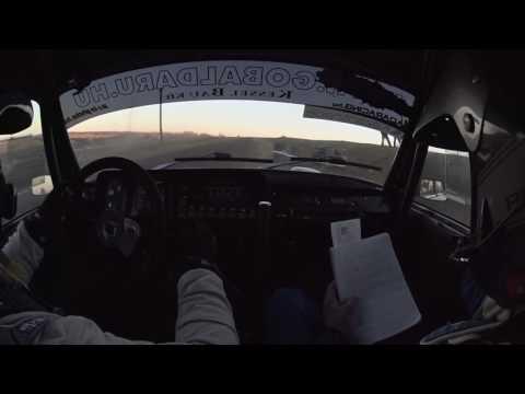 BB Csigoly - Nagy Laci - Lada2107 1.6 Szilveszter Rally2016