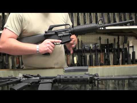 An Overview Of The M16/AR15 Series Of Rifles And Carbines