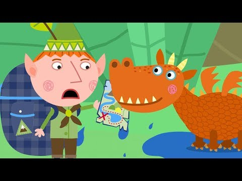 Ben And Holly's Little Kingdom | Ben's New Pet | 1hour | Hd Cartoons For Kids