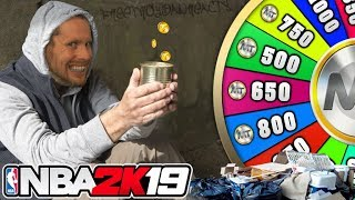 Video NBA 2K19 WHEEL OF WELFARE! Broke boy edition MP3, 3GP, MP4, WEBM, AVI, FLV November 2018