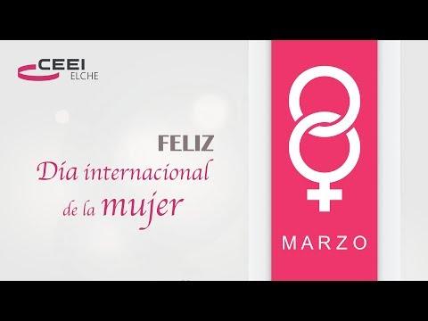 Feliz día internacional de la mujer[;;;][;;;]