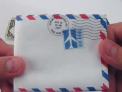 Air Mail Wallet!