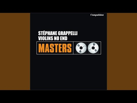 Stephane Grappelli, Stuff Smith – Violins No End