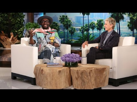 Will.I.Am Shares A Great Memory With Prince & Michael Jackson