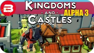 Kingdoms and Castles Gameplay: OGRES BACK WITH A VENGEANCE! #20 - Lets Play Kingdoms & Castle Alpha